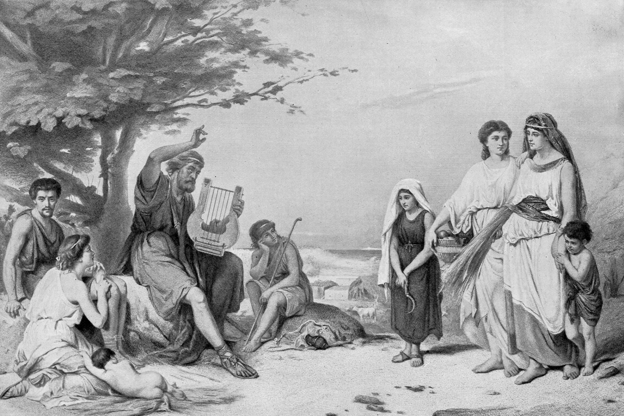 The 3,000-Year-Old Lesson in Executive Mentorship
