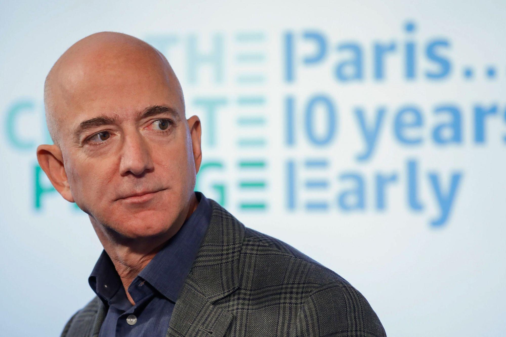Jeff Bezos Pledges $10 Billion to Combat Climate Change