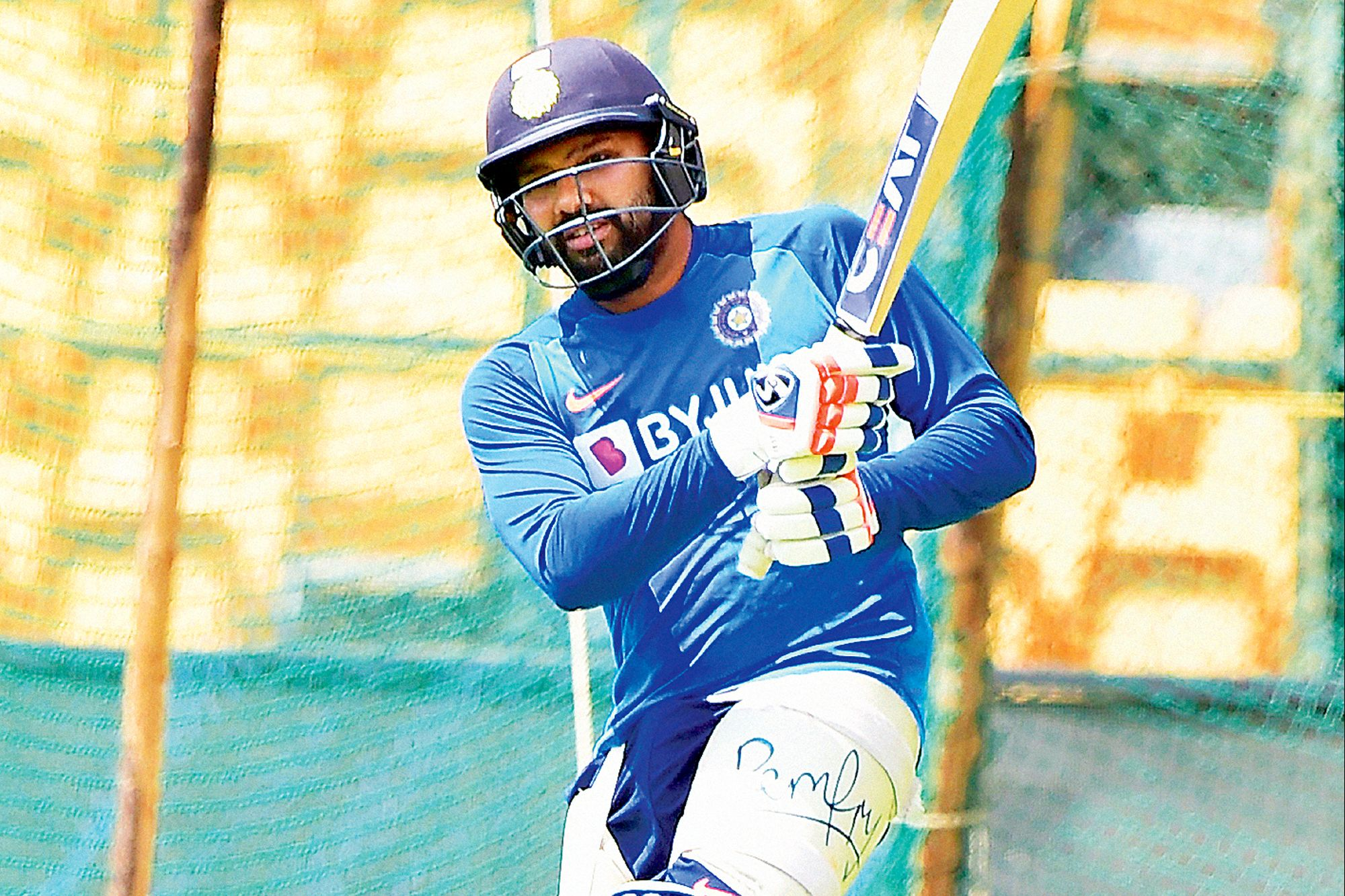 Rohit Sharma is an Athlete Both On Field and Off Field