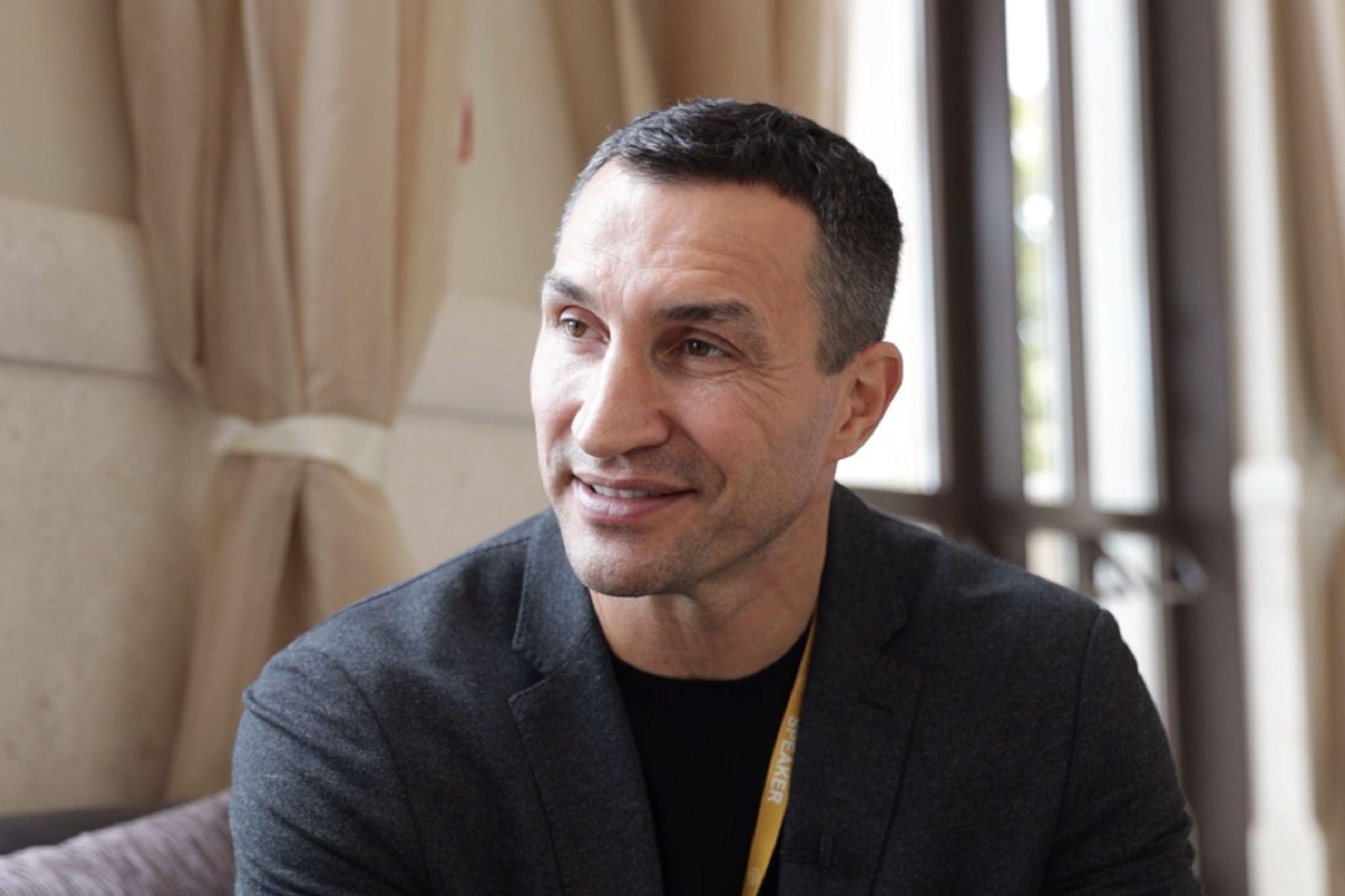 Longest Reigning Heavyweight Boxing Champion Dr. Wladimir Klitschko On Achieving (And Maintaining) Peak Performance