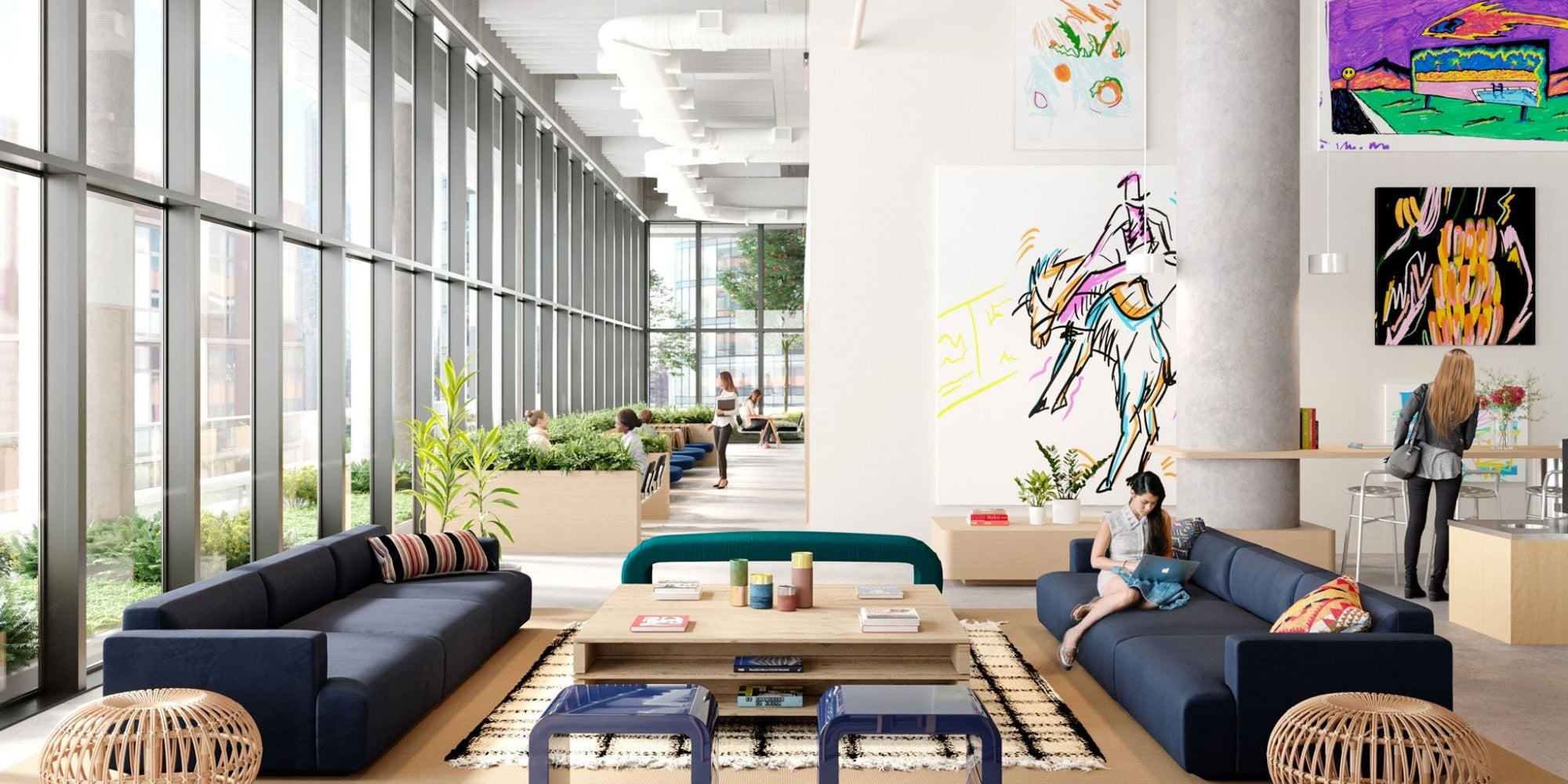 WeWork, Industrious, The Yard: Here's How Much Membership Will Cost You at 12 Coworking Spaces