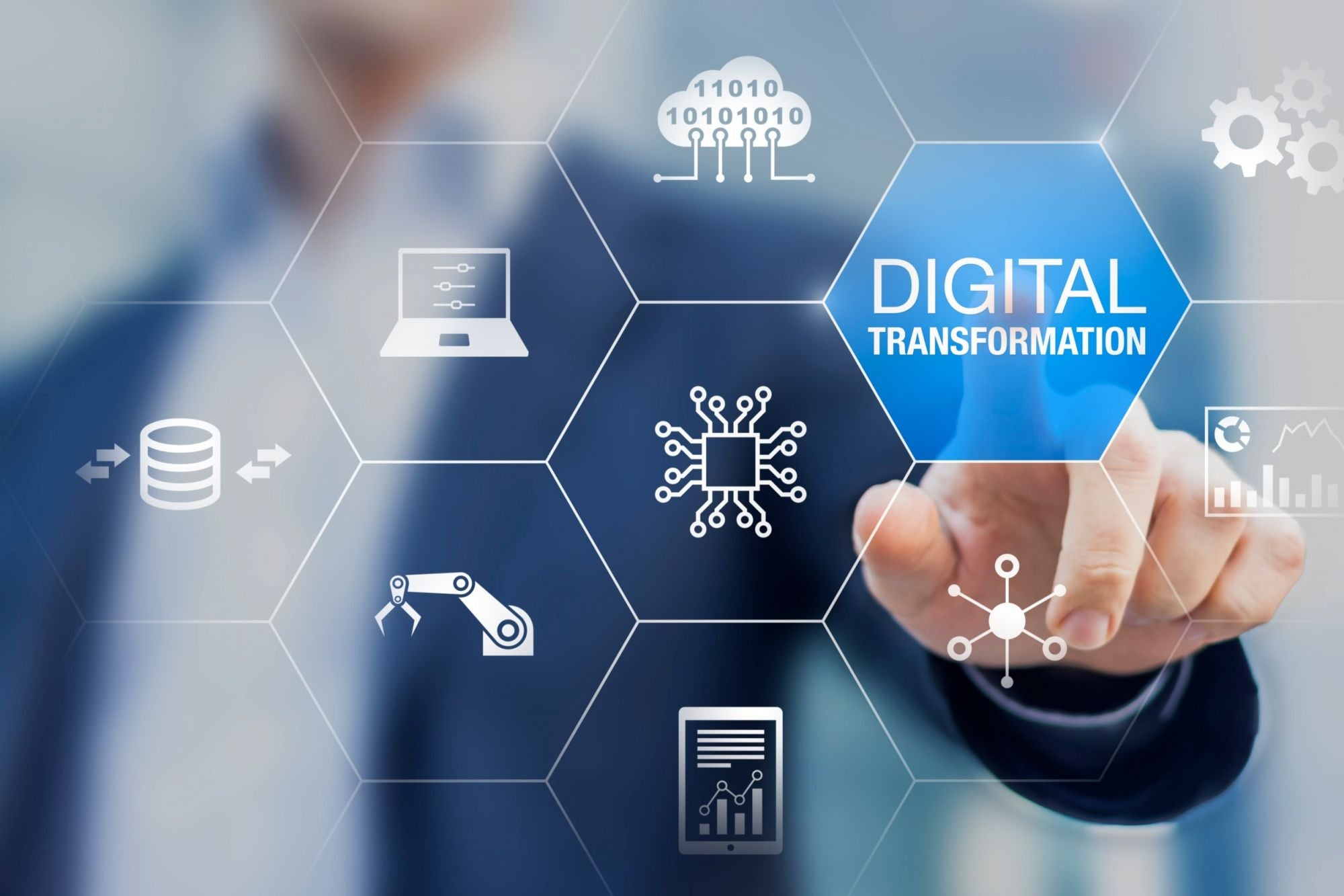 How Digitally Transformed Is Your Business?
