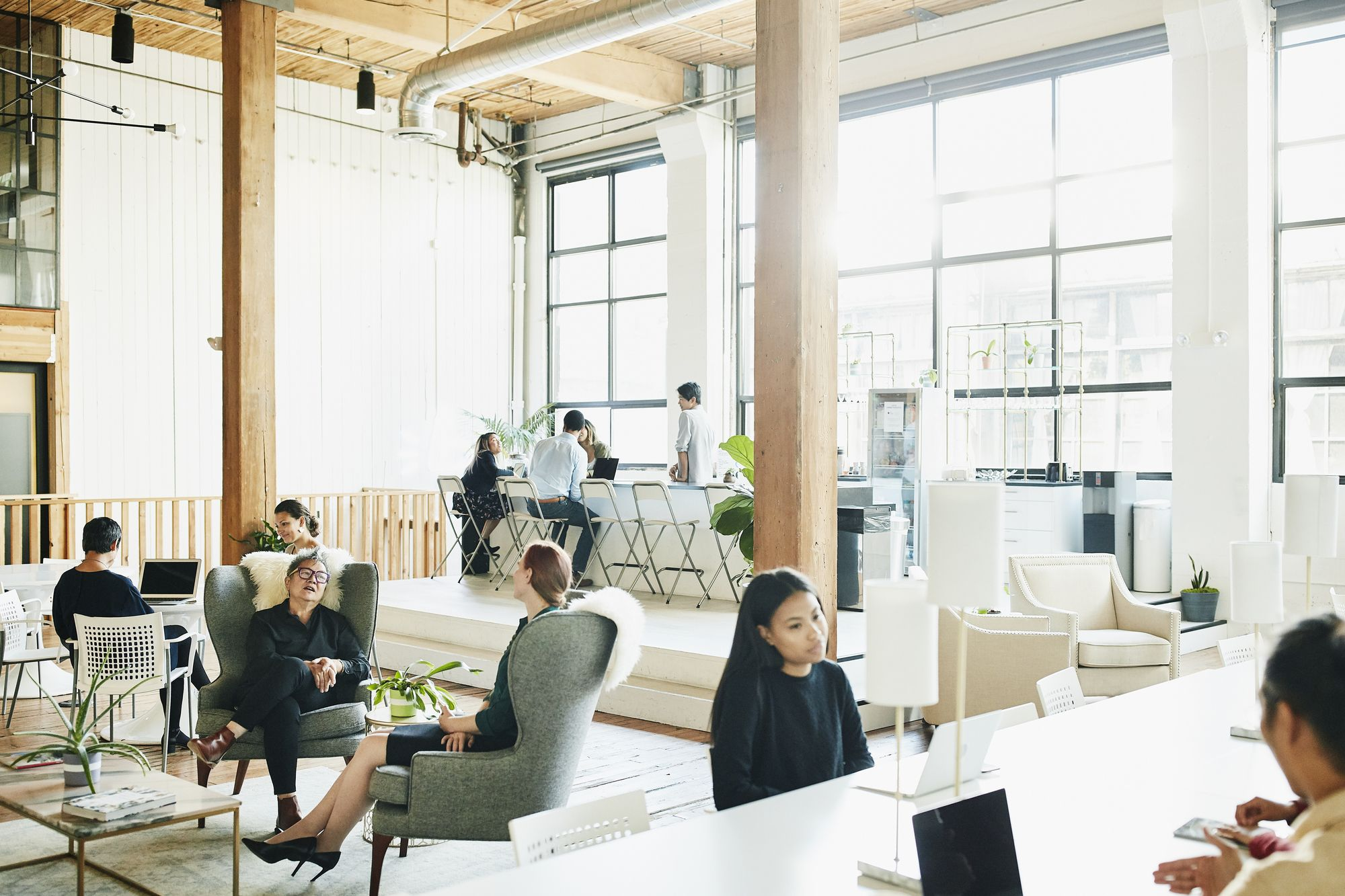5 Compelling Reasons Why I Ditched My Office For A Coworking Space