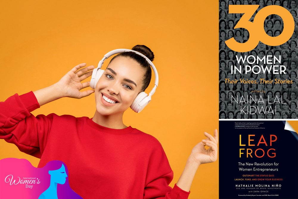 #5 Audiobook for Women Entrepreneurs to Ace the Game and Get Empowered