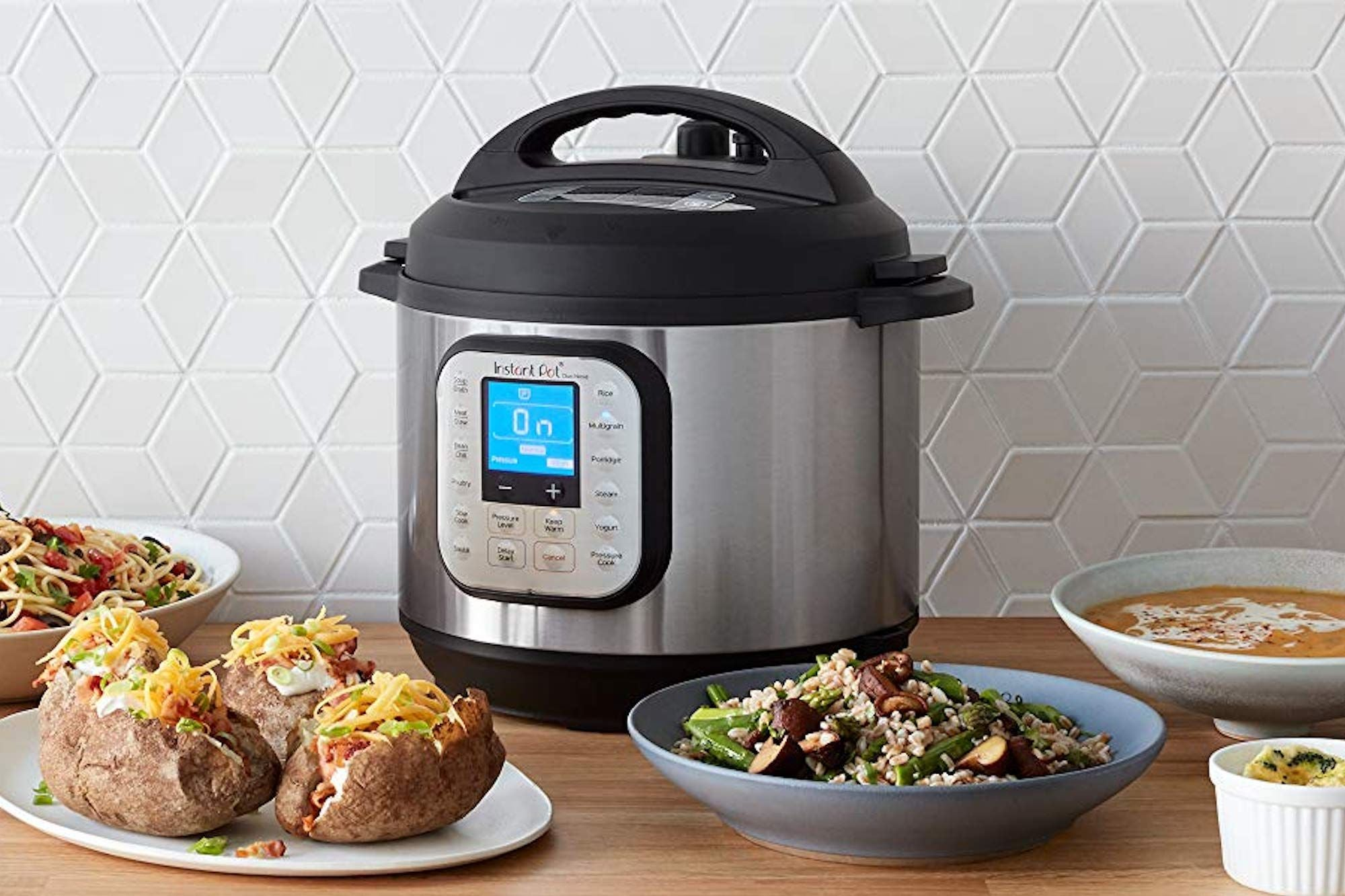 Self-Quarantined? It's Time to Learn to Cook with Instant Pot.