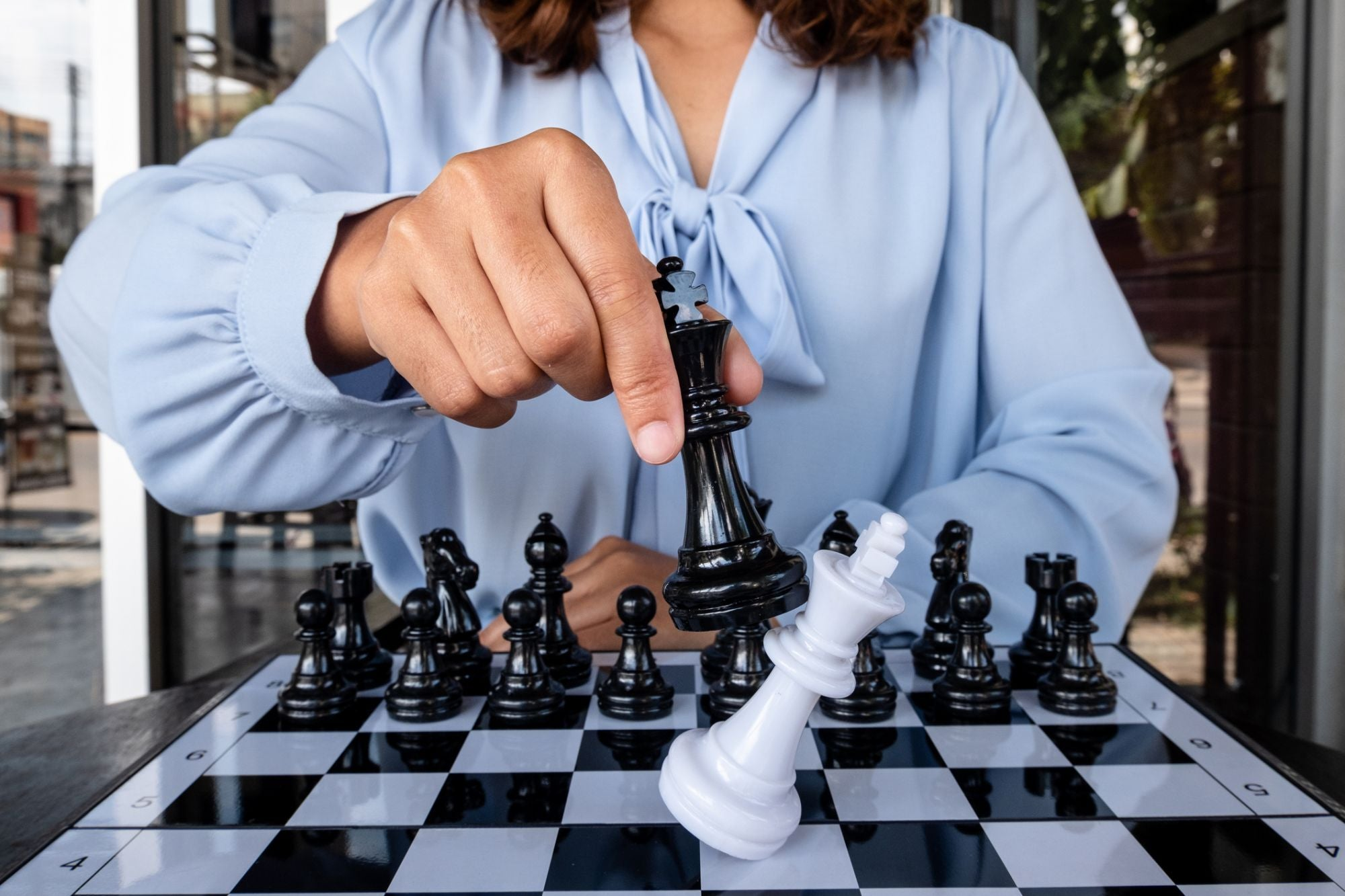 Why More Women Entrepreneurs Should Play Chess