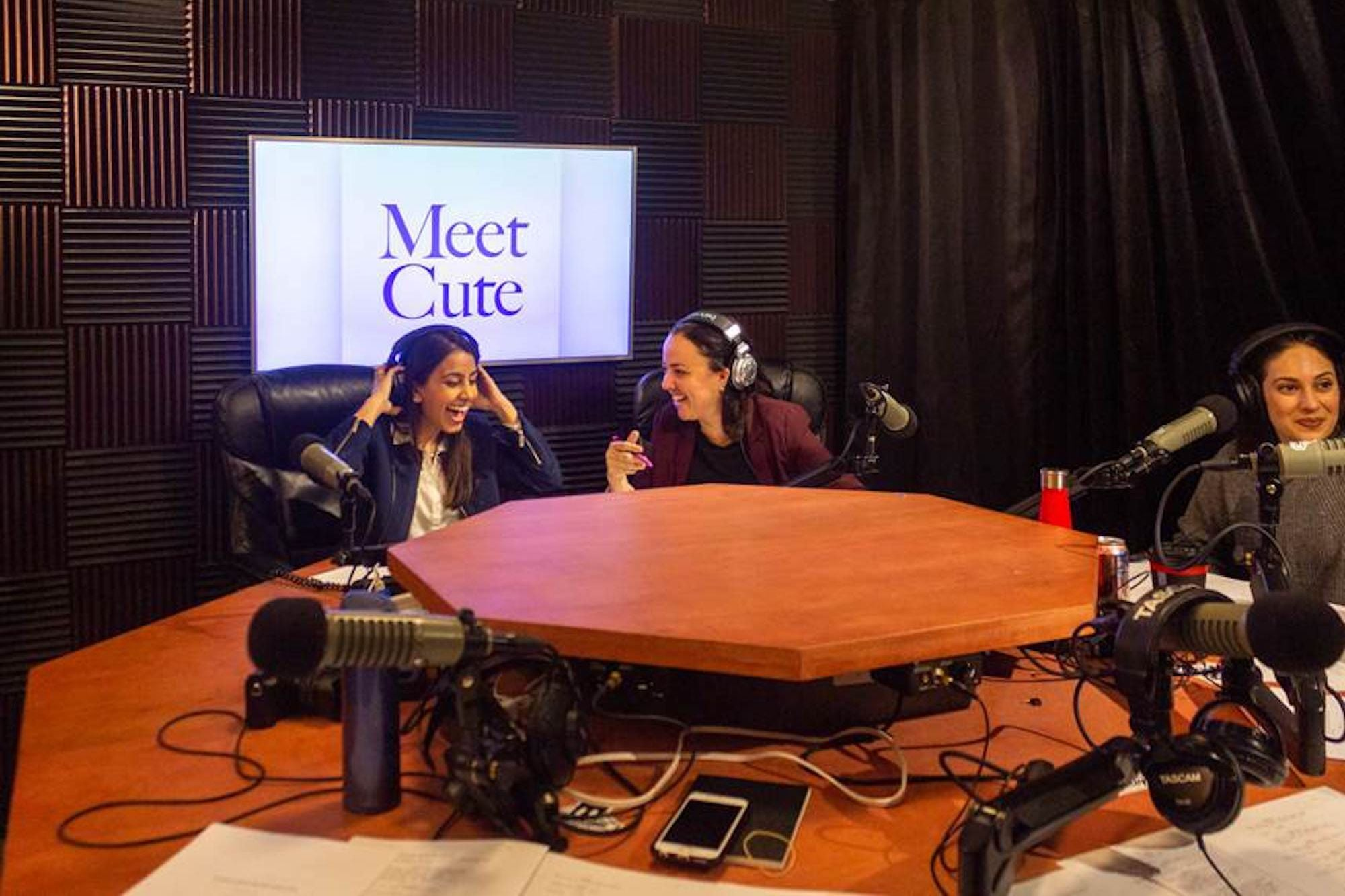 Need a Mental Break? The 'Meet Cute' Podcast Delivers Rom-Com Escape in 15-Minute Bursts