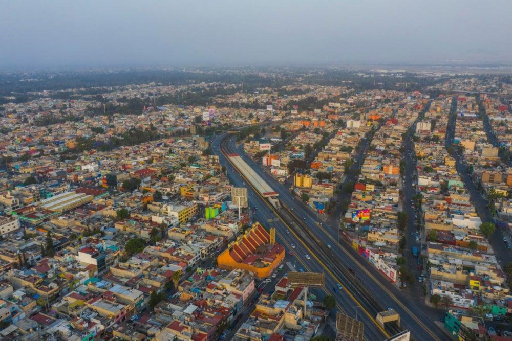 Galería: Así se ve la Ciudad de México durante el distanciamiento social