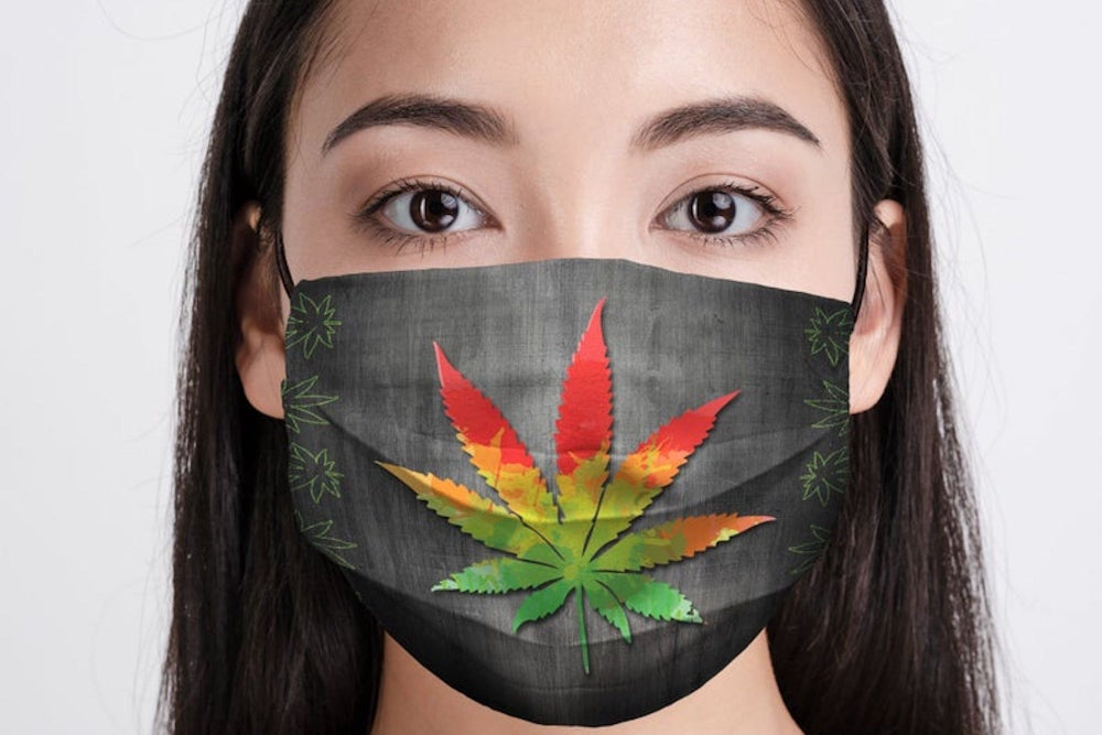The 13 Best Cannabis-Inspired Face Masks