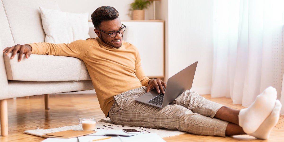 Staying Calm and Being Productive While Working From Home