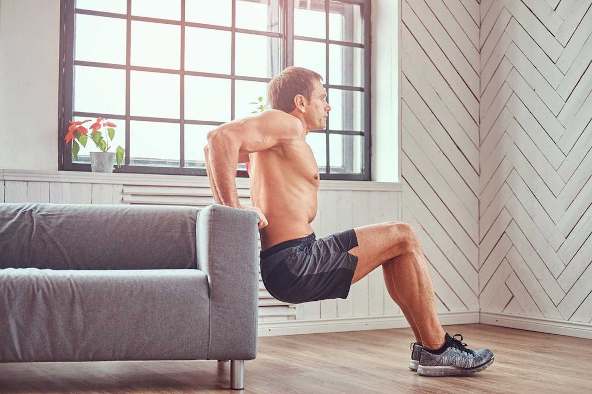 This Six-Week, At-Home Workout Program Can Whip You Into Shape