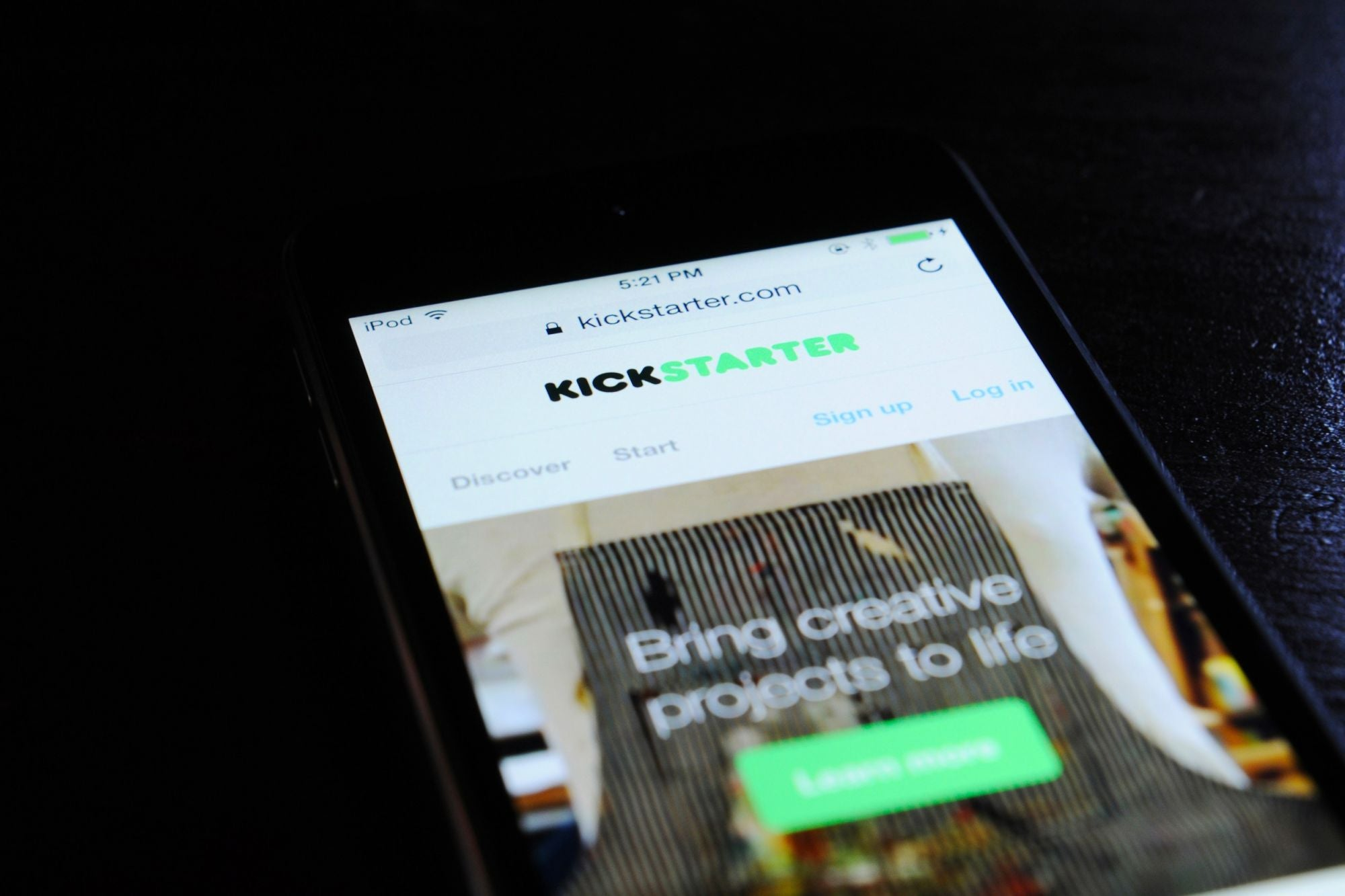 Kickstarter's Live Project Count Is Down 35 Percent From Last Year