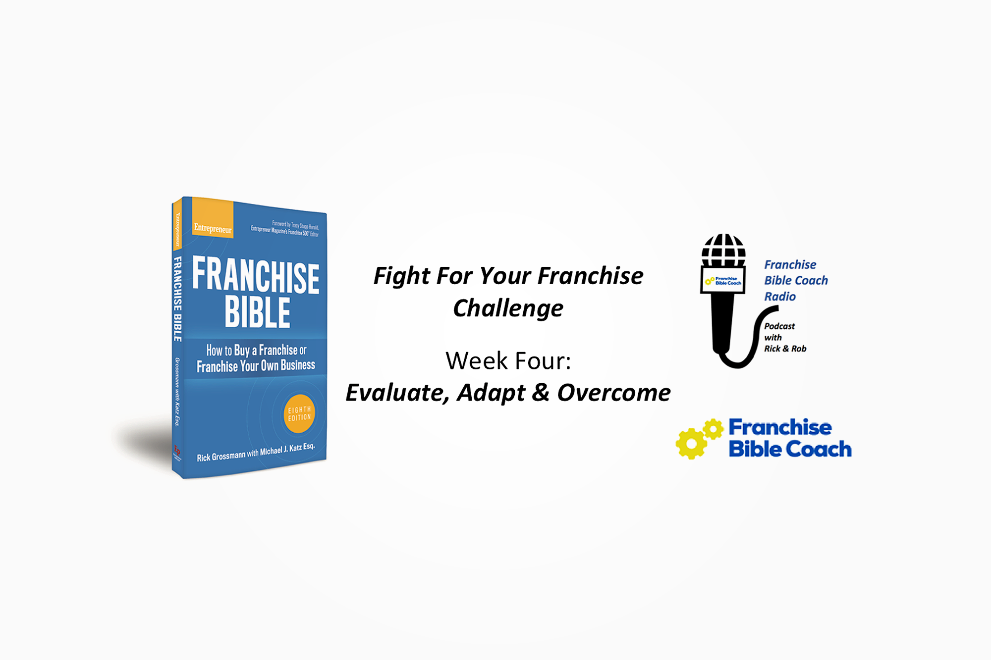, Fight for Your Franchise Challenge, Week 4: Evaluate, Adapt and Overcome, Saubio Making Wealth