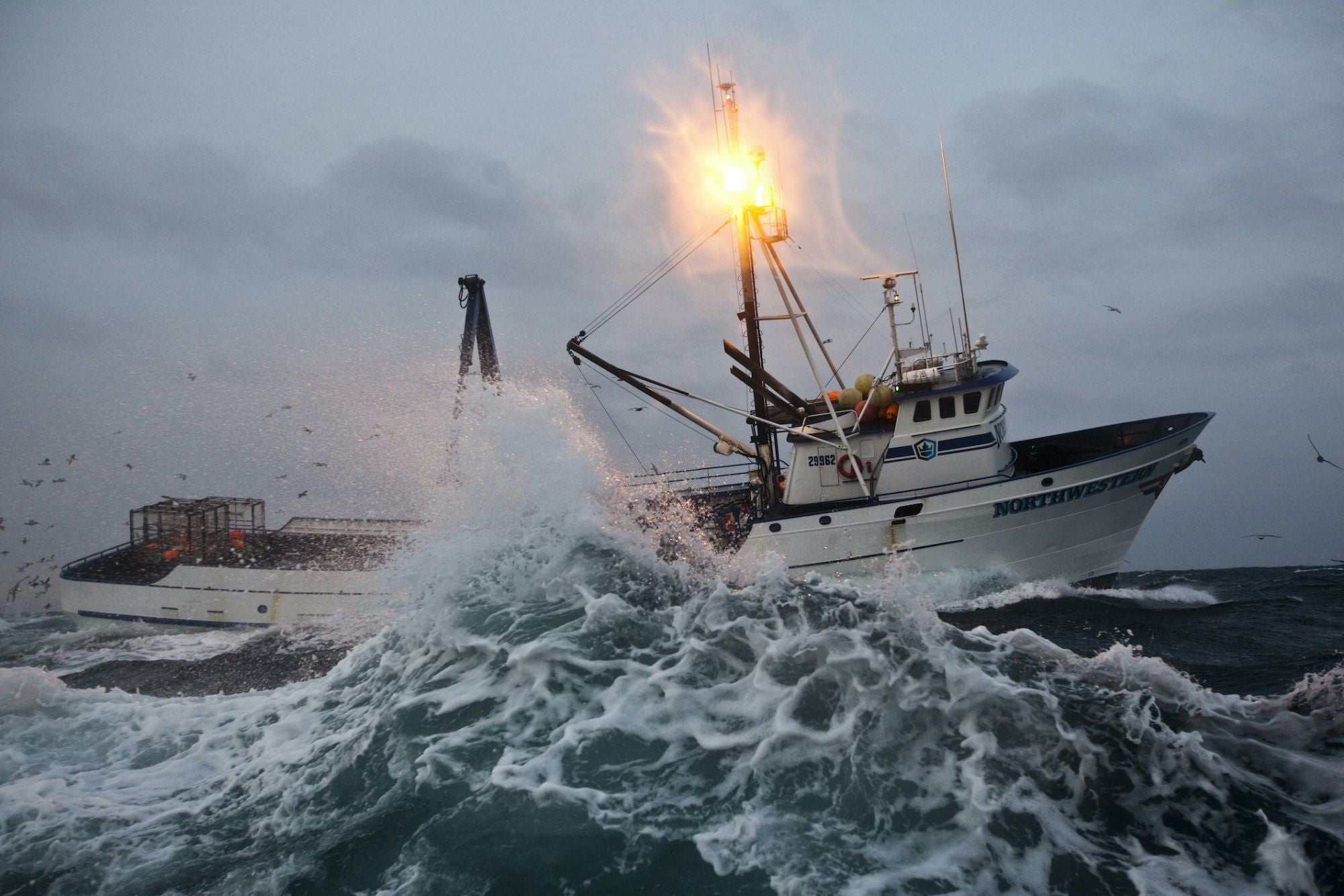 Deadliest Catch Captain Jake Anderson Pummeled by 20