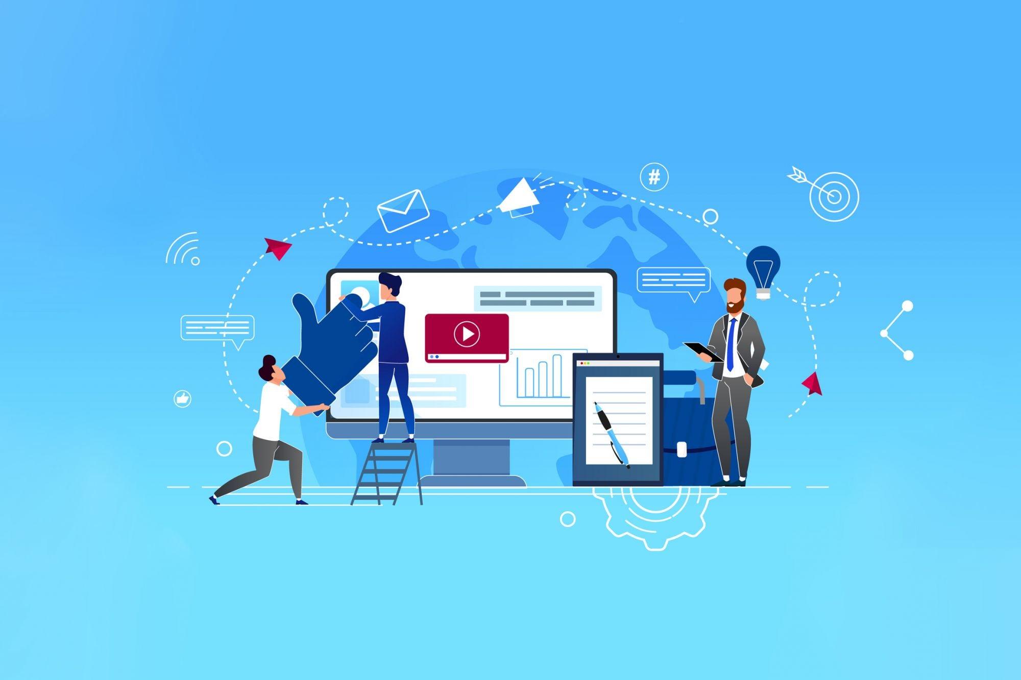 , 5 Ways Brands Can Reinvent Their Digital Marketing Strategy, Saubio Making Wealth