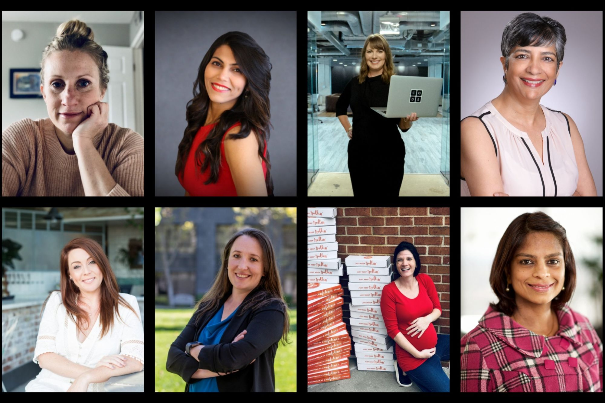 Image of article '10 Successful Women in STEM & Tech Share How They Are Balancing Life and Work During Covid-19'