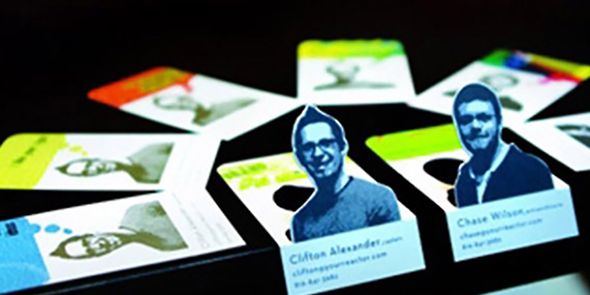 20 Inspired Business-Card Designs to Better Market Your Startup