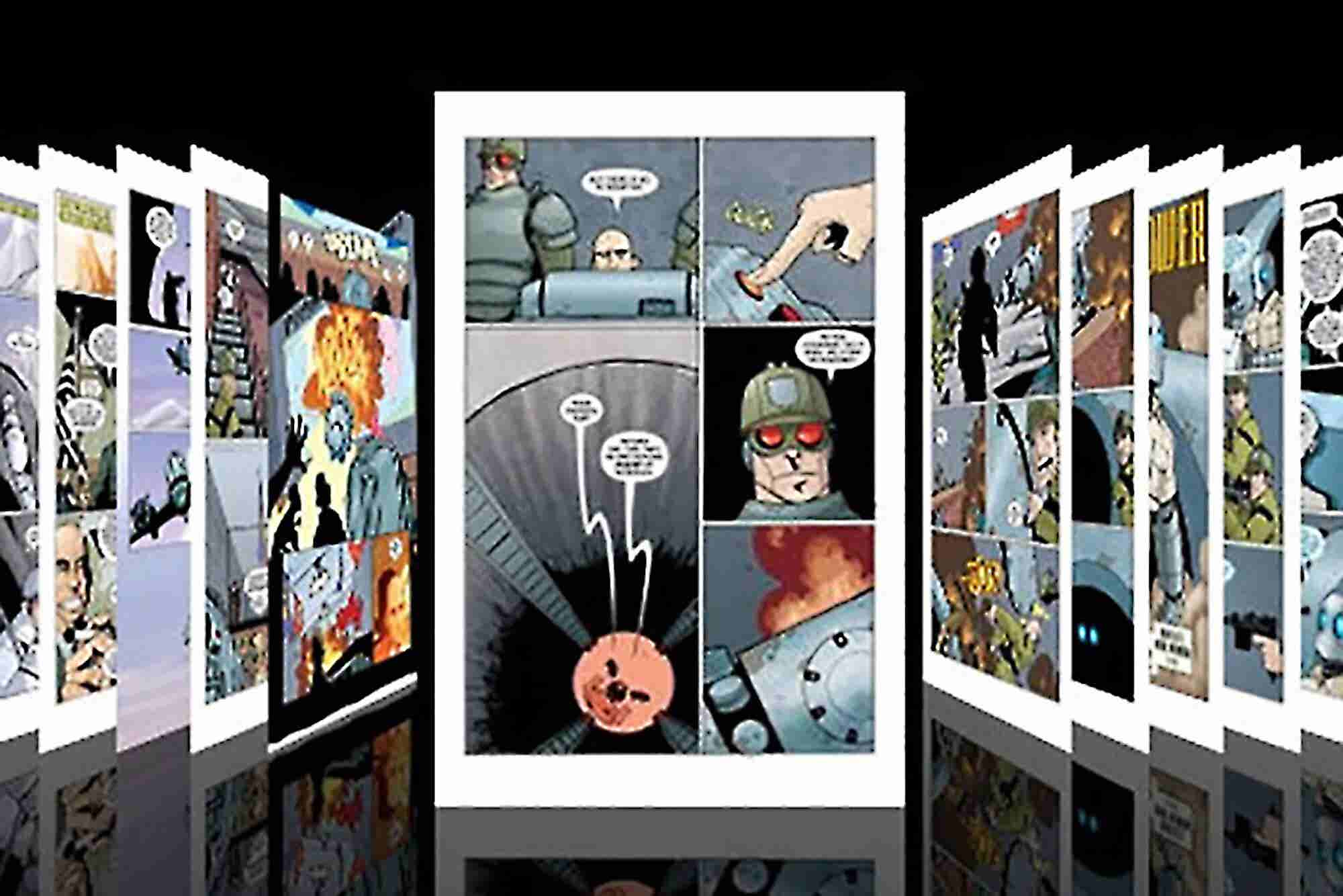 3 Tech Startups Poised to Disrupt the Comic Book Industry