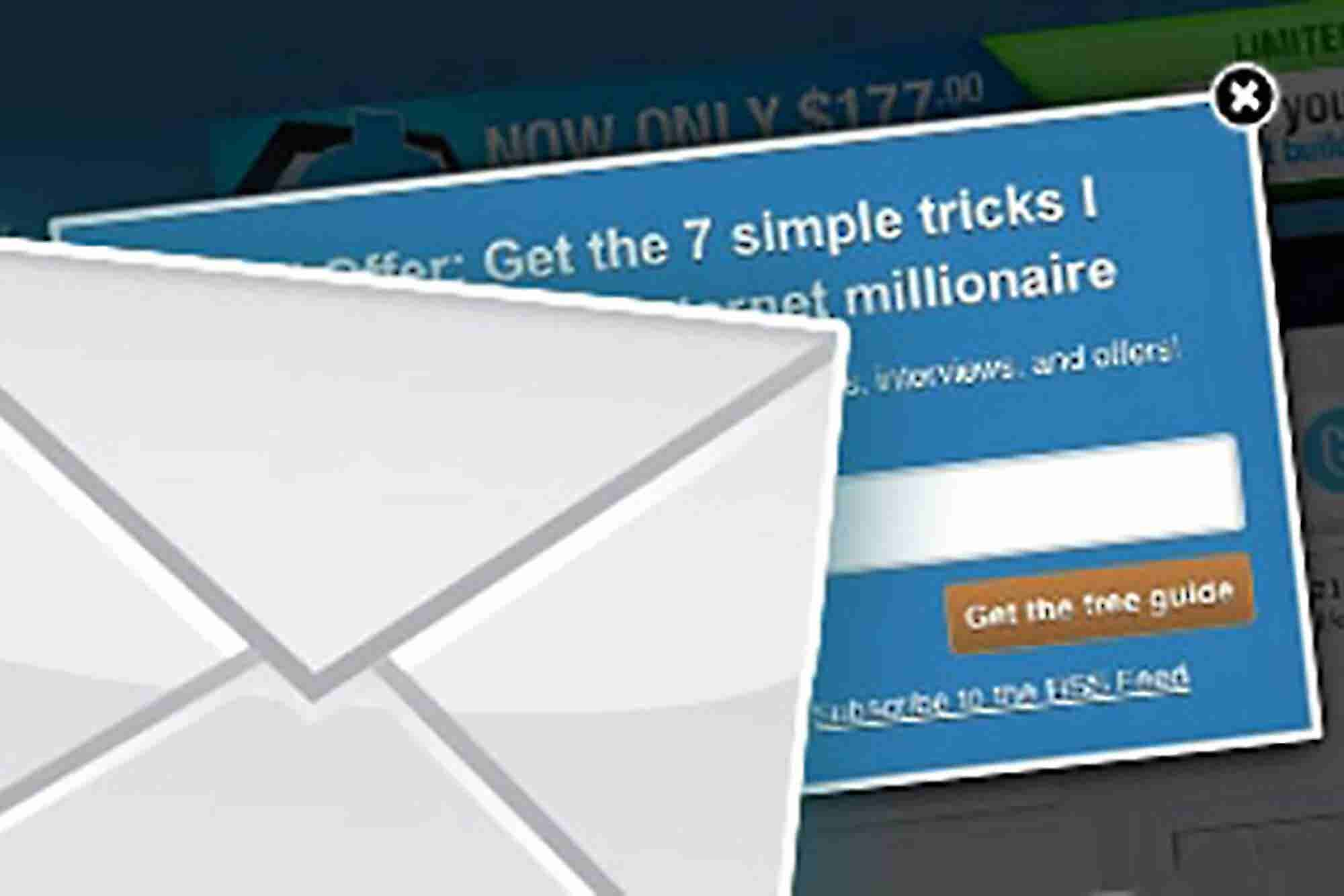 3 Rules You Must Break to Expand Your Email Marketing List