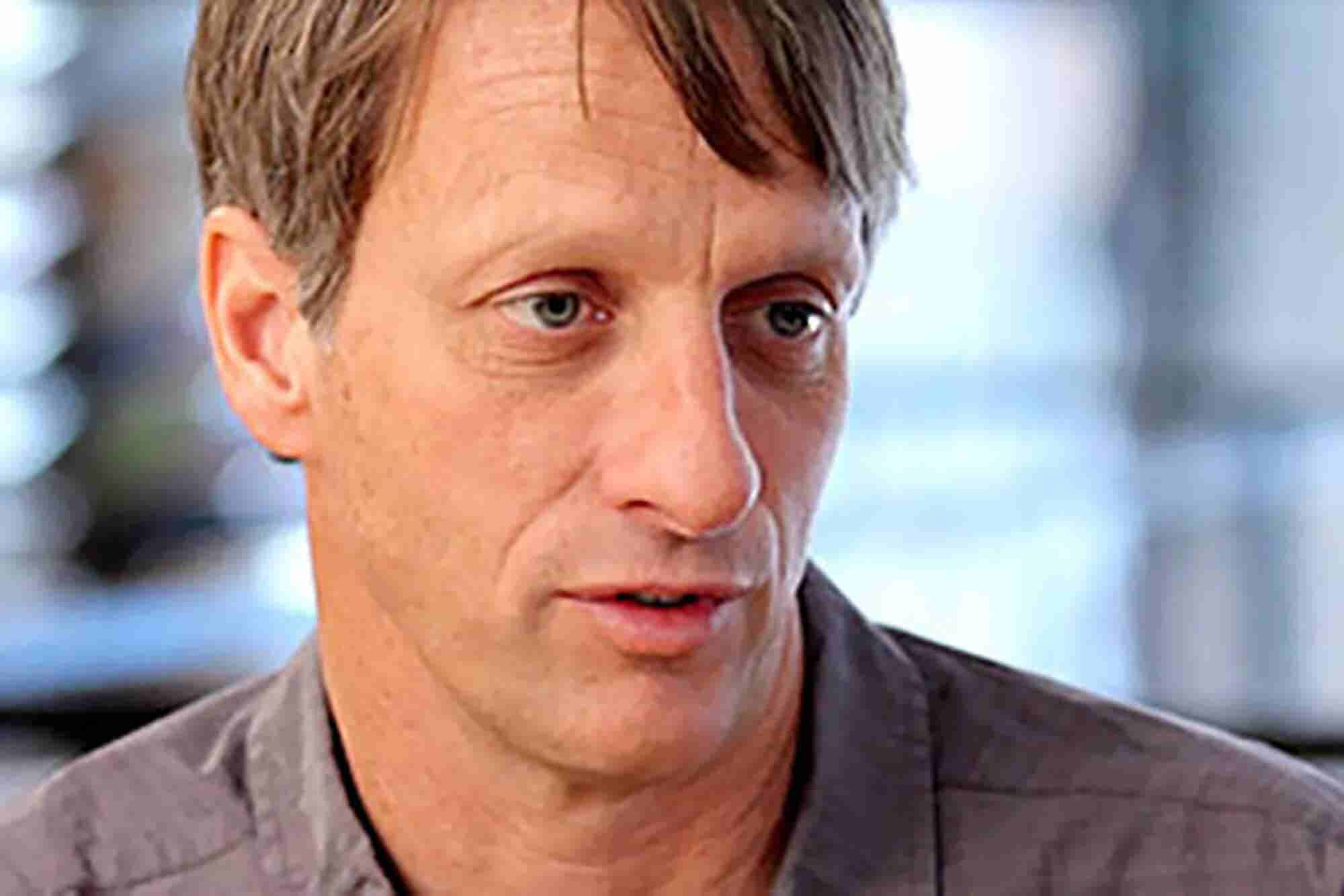 3 Things You Don't Know About Tony Hawk