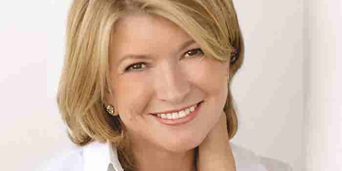 4 Secrets for Lifelong Success  From Martha Stewart