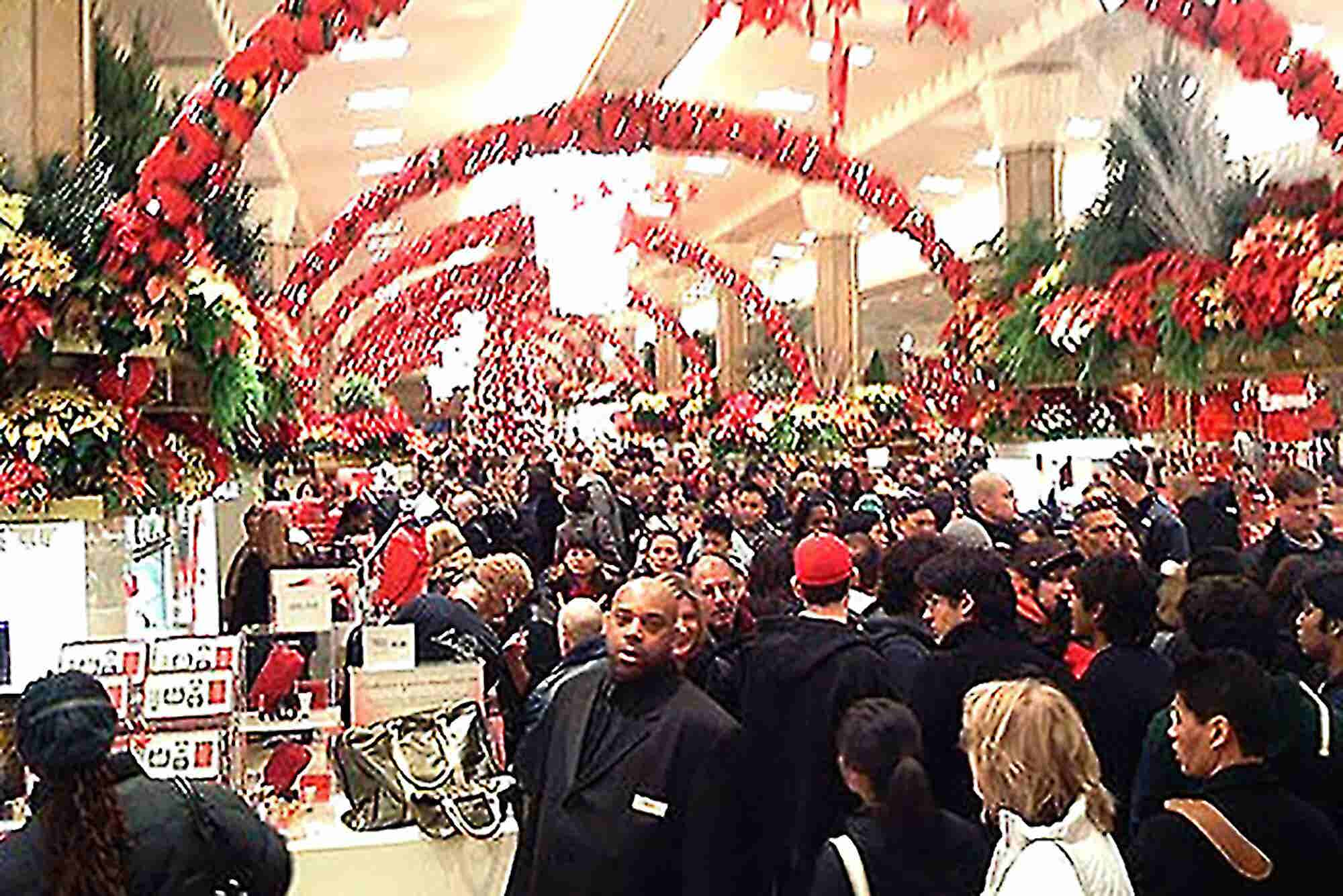 5 Easy Ways to Handle Holiday Crowds