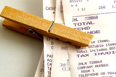 7 Tips for Keeping Receipts Organized for Tax Time