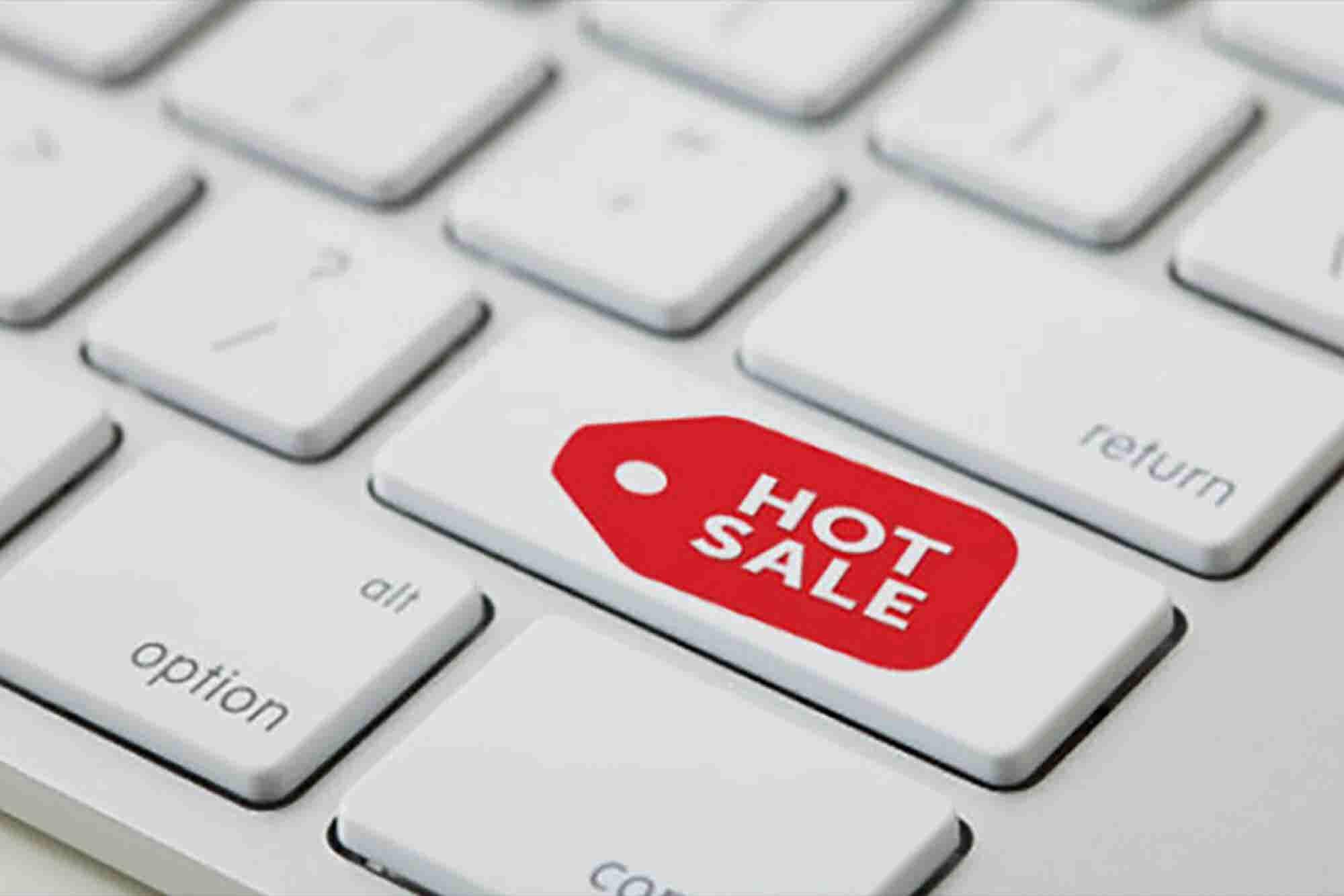 Invitan al HotSale, el gran día de ventas online