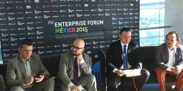 Arranca el MIT Enterprise Forum México 2015