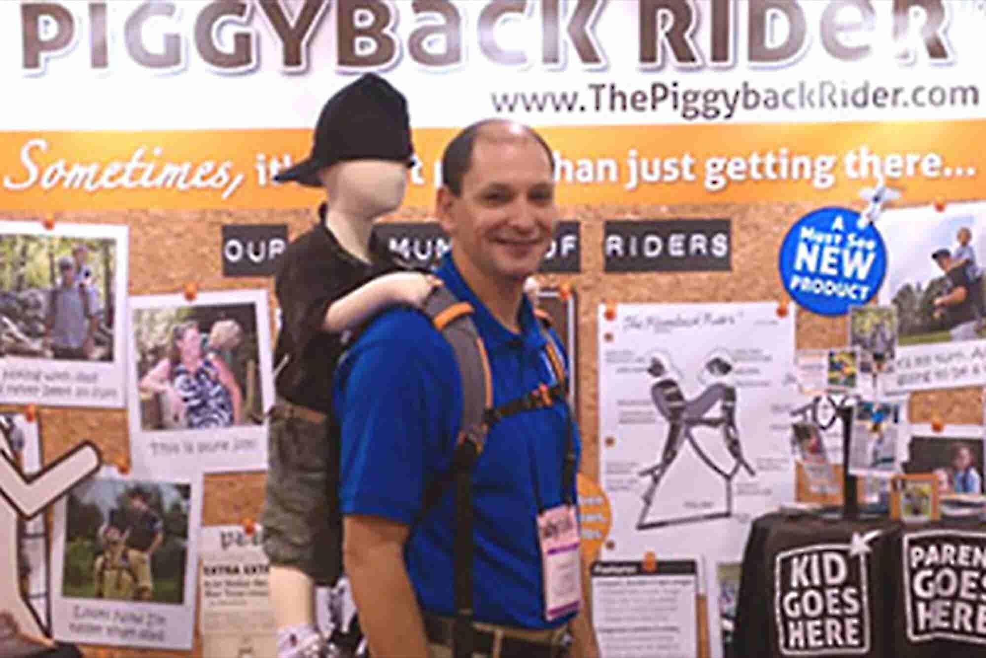 A Virtual Business Built on a Piggyback Ride