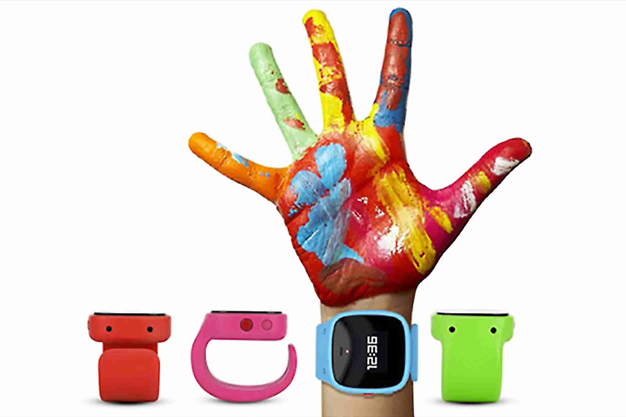 FiLIP Smartwatch Protects Kids From Danger and Angry Birds