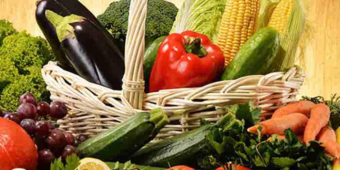Canastas de alimentos ecológicos