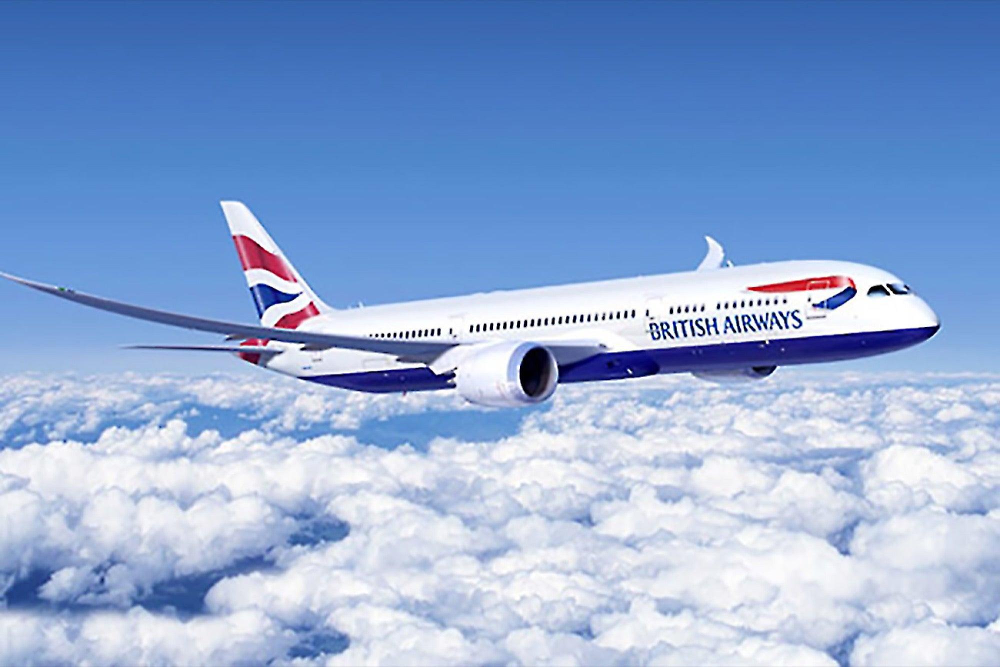 foto Its not just on British Airways
