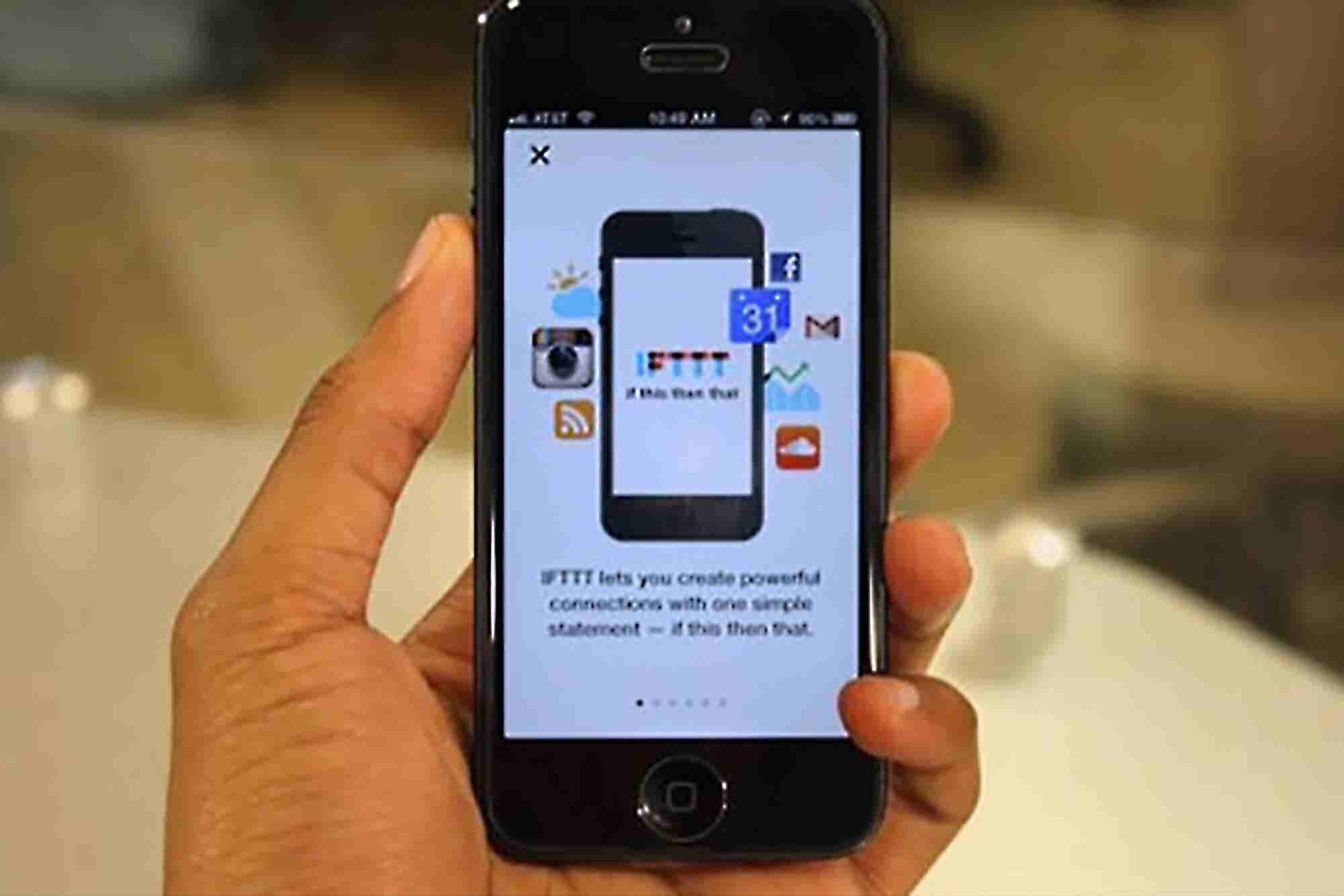 This New App Completely Automates Your iPhone