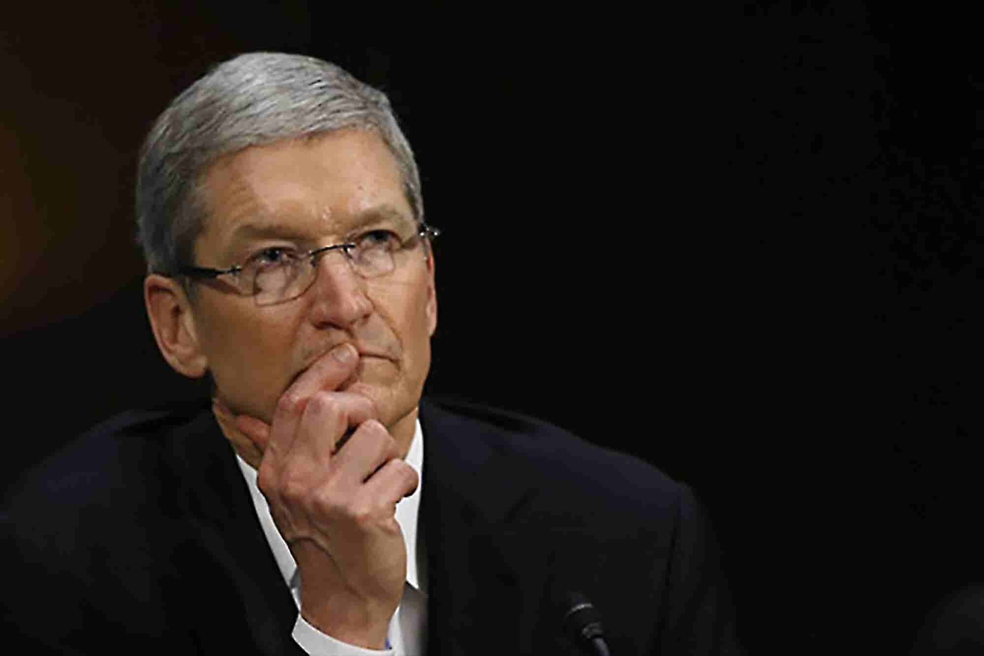 Apple, Google, Microsoft and Facebook Deny Involvement in Government Spying Program