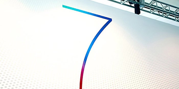 Apple's iOS 7 Includes New Design, Improved Usability