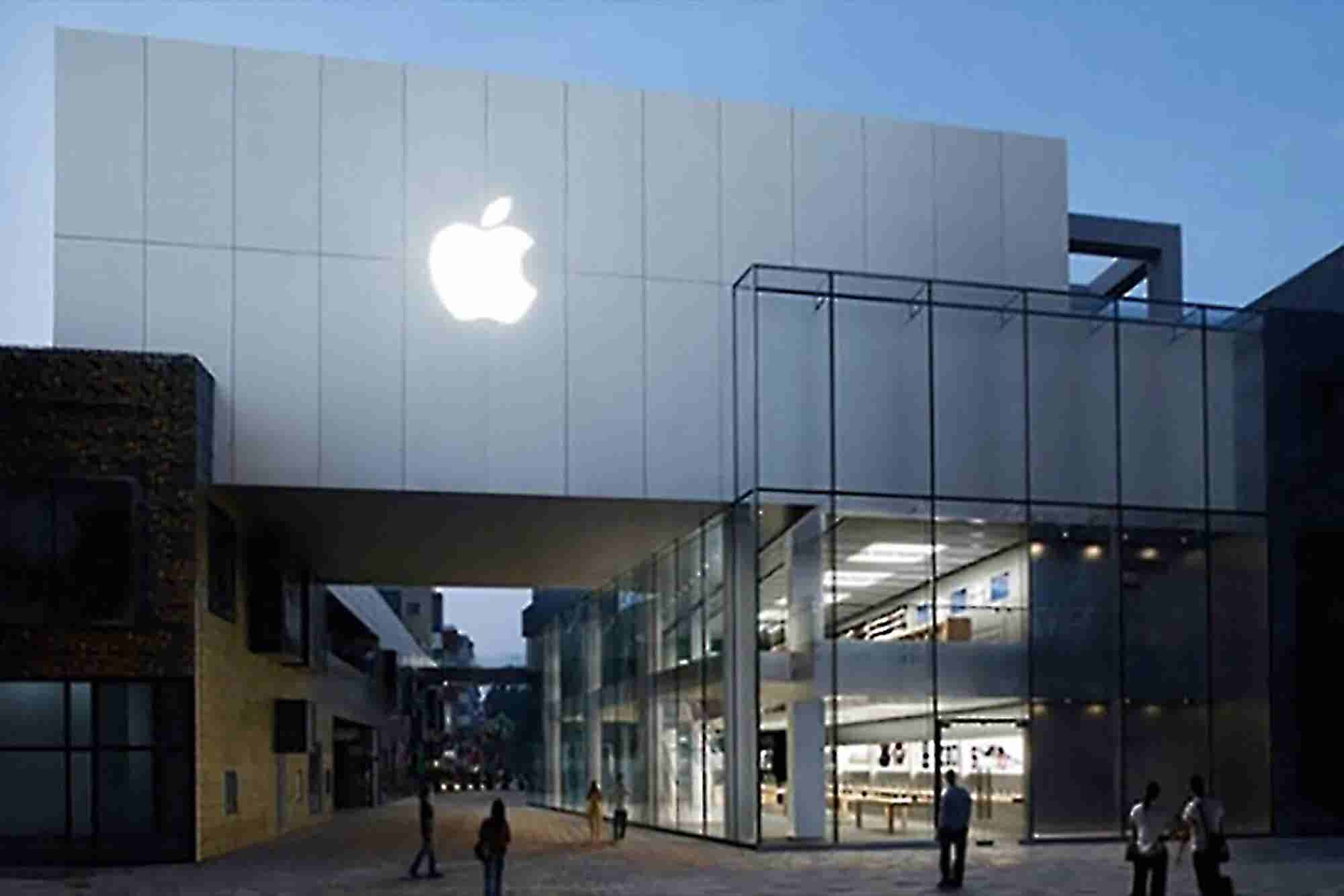 Apple Becomes China's Third Highest Smartphone Distributor
