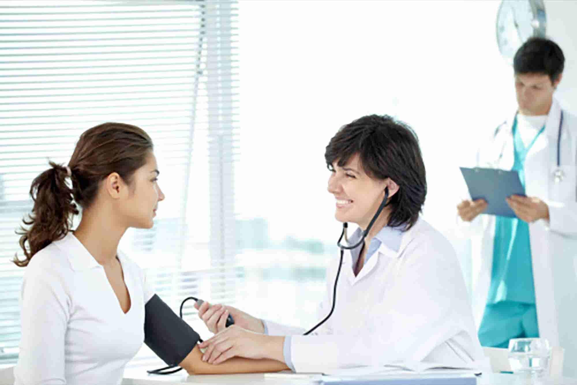 Asesoría de salud exprés