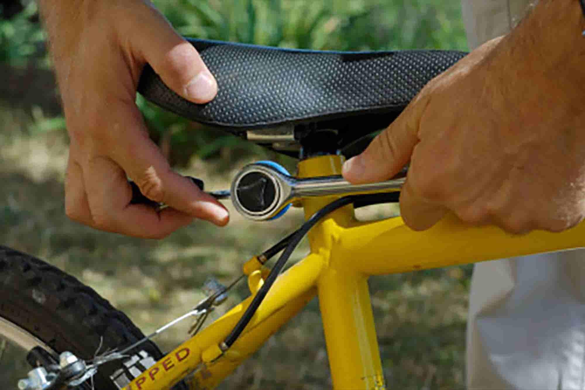 Asistencia en el camino para bicicletas