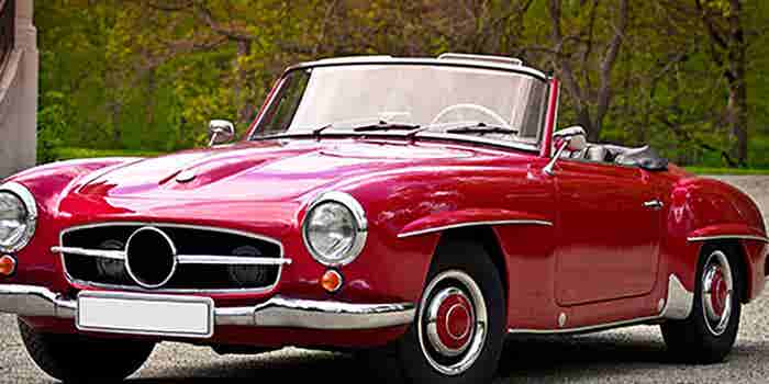 Taller para autos clásicos