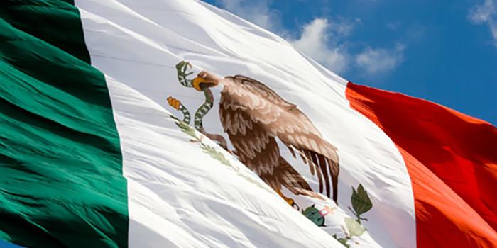 'Toque de bandera' a ritmo de cumbia