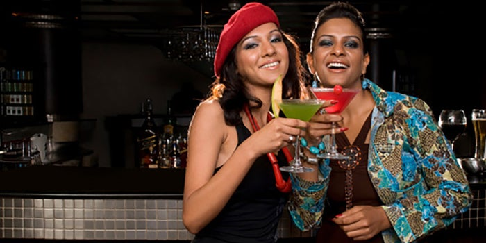 Bar sin alcohol