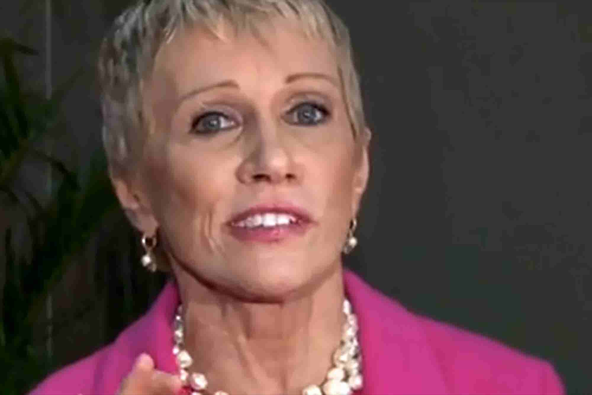 Barbara Corcoran on How to Win Over the 'Crowd'