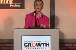 Barbara Corcoran on Projecting a Big Image and Living Up to It