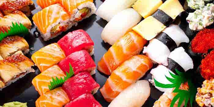 Barra de sushi online
