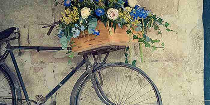 Bicienvío de flores exprés