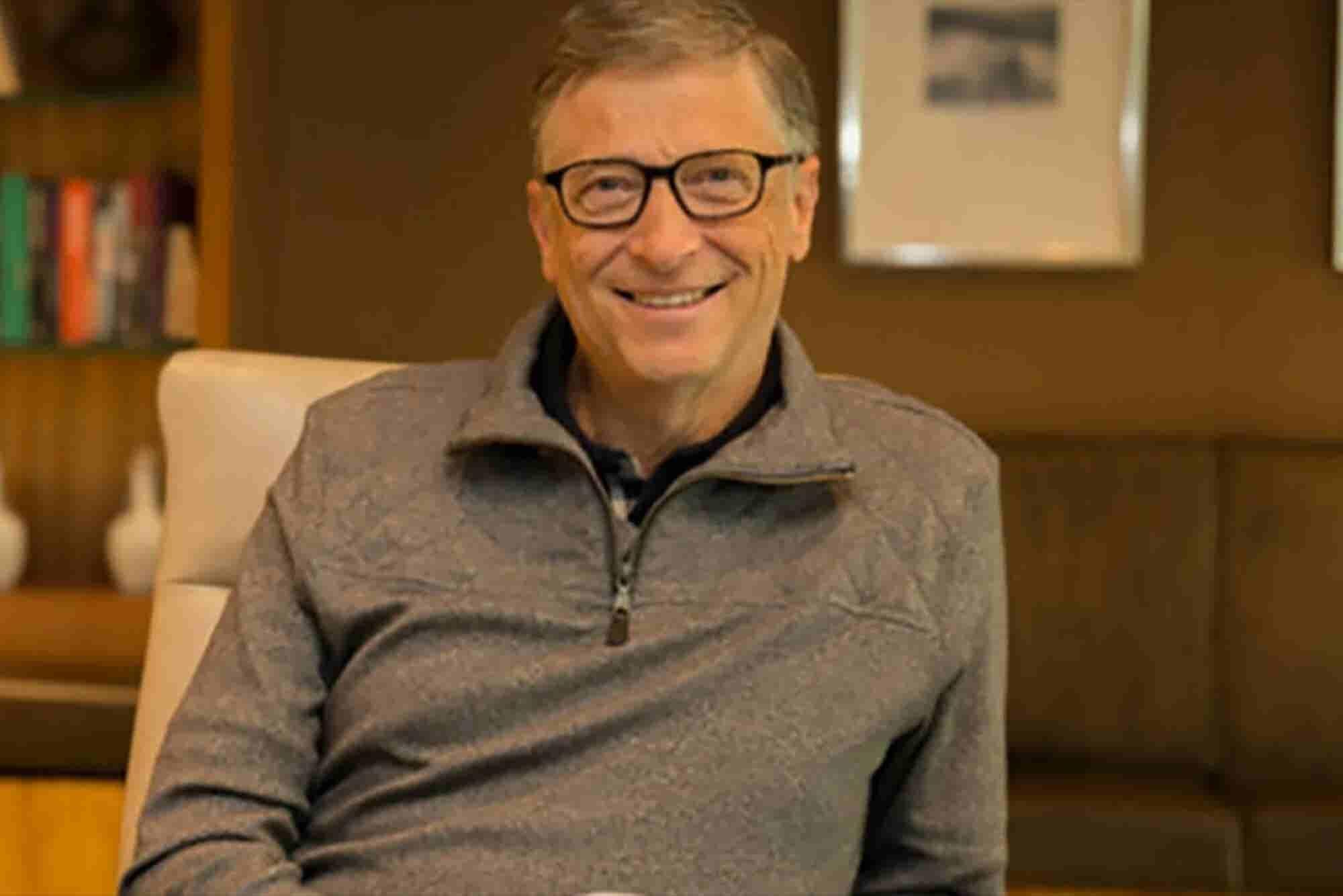 7 cosas que dijo Bill Gates en Reddit
