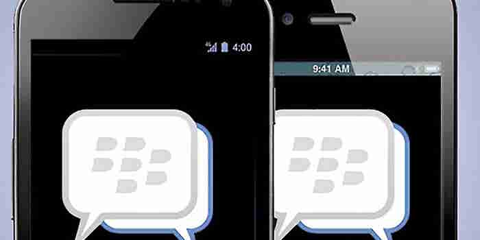 BlackBerry to Bring Popular 'BBM' App to Android and iOS Devices