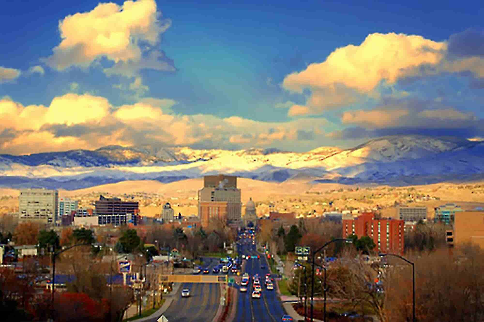 Boise Attracts Startups Seeking Quality of Life