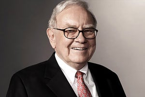 Warren Buffett's Secret to Giving Away Billions